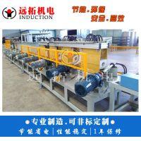直径10-120mm圆棒热处理电炉_圆棒热处理生产线_圆棒热处理调质炉定制商