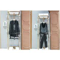 欧E品牌服装折扣店货源市场 女装品牌折扣一手货源