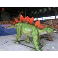 定做户外恐龙模型厂家|园林公园景观摆件