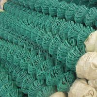 定制镀锌勾花网 包塑菱形编织网批发勾花球场防护网