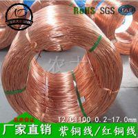 批发供应 进口紫铜线 紫铜电缆线