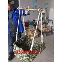 带电作业工具电力施工用绝缘吊篮 屏蔽 导电布吊篮 汇能