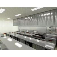 航远连锁餐饮配套厨房设备|快餐店后厨成套设备