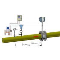 KANTSEN分体式蒸汽涡街流量计厂家、蒸汽流量计