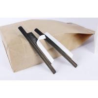热销240mm双面胶绑带封口条牛皮纸袋咖啡袋配套