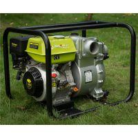 嘉木3寸汽油水泵自吸泵