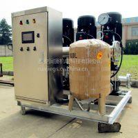 高陵管网型无负压给水设备变频泵 高陵二次加压泵站无塔恒压供水设备机组 RJ-1759