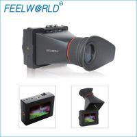 富威德E-350 3.5寸EVF电子取景器5d2寻像器 EVF放大镜佳能、索尼5d2单反相机寻像器