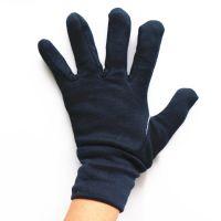绒布紧口防冻耐磨手套 保暖防烫 骑车工业劳保手套批发