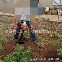 植保机械挖坑机 挖坑机 汽油植树机械