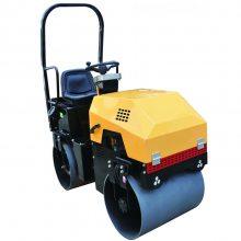 九州提供可压泥土 沥青的座驾式双钢轮振动压路机?