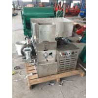 万元创业不锈钢材质四缸膨化机 徐州市四缸汽油米花棒机