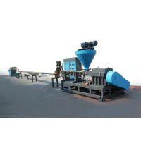 珀玛双螺杆低温热熔胶港宝边角料回收造粒挤出机设备