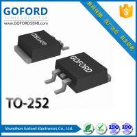 谷峰电子MOS管 G15N10W 100V 15A TO-252 LED驱动电源