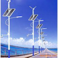 河北灯杆厂供应——风光互补太阳能路灯灯杆