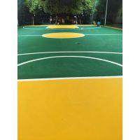 丙烯酸球场地坪 豫信地坪承接各类球场工程 水性原料 无毒 绿色环保产品
