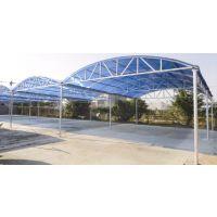 中山市钢化玻璃雨棚定做安装公司/中山钢结构雨棚施工公司
