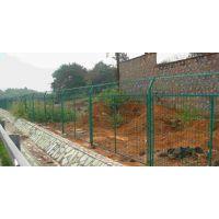 双边丝护栏网钢丝铁丝防护网圈地围墙高速公路围栏隔离栅厂家直销