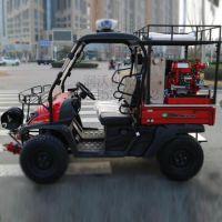 供应负重款救灾消防摩托车 消防救援用高性能四轮摩托车价格 润沃制造