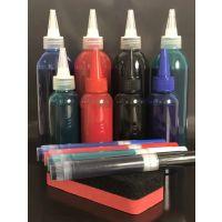 湖北环保白板笔 无尘白板水 成膜墨水 蓝色板书液 循环加墨笔