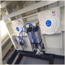 JS1000搅拌机专用料门气缸电磁阀 配料机专用气缸厂家直销