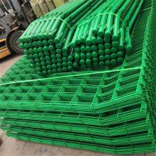 现货铁丝网价格 厂区围栏网 公路常用隔离网