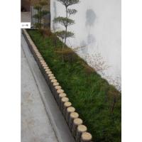 厂家直销水泥仿木栏杆 河道护栏 景观栏杆