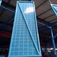 安平县坤业金属丝网制品建筑爬架网片消音穿孔板厂家