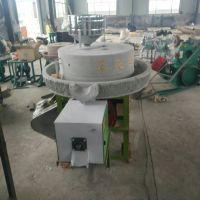玉米面电动石磨机粮食交加工设备杂粮磨面石磨机50型豆浆石磨机