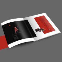 深圳 高档企业宣传册设计定制 产品目录印刷