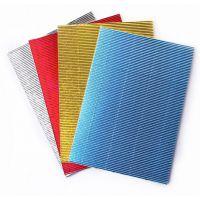 彩色瓦楞纸 金属彩瓦纸 彩瓦楞 工厂批发价