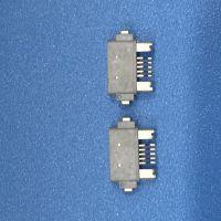 防水MICRO 5P母座 A型 TYPE 沉板2.1 贴片SMT 安卓USB接口 IP67级