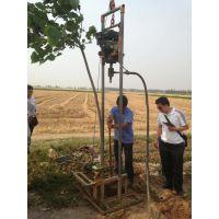 供应轻巧简便QYJ—170型汽油打井机