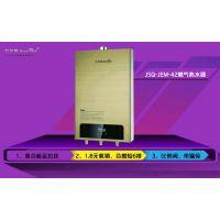 批发代理JSQ-JEM-042燃气热水器 复合板金拉丝