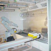 六轴工业机器人 喷涂机械臂 高精度喷涂机械手应用厂家