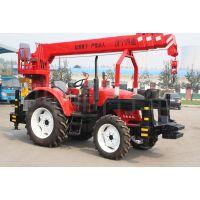 四通吊车公司制造 厂家专业生产3吨拖拉机吊
