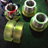 非标准件聚氨酯脚轮 耐磨损,耐腐蚀,耐高温聚氨酯制品 可定制