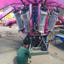 三星游乐设备厂家直销弹跳机ttj庙会游乐设施