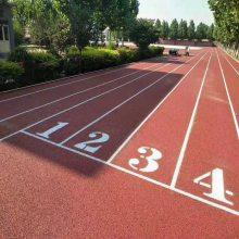长沙运动场地塑胶跑道批发价 奥博游乐场塑胶跑道品质高