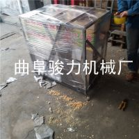 骏力牌学校门口杂粮米棒机 多功能绿豆冰糖麻花果机