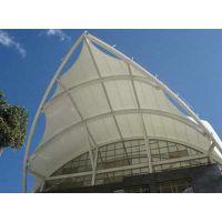膜结构体育健身中心张拉膜展览馆PVDF酒店景观遮阳亭