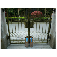 重庆渝北别墅自动门安装,手机远程开门遥控系统安装维修