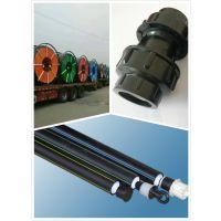 河北供应高强度PE硅芯管 保证吹缆通过 不爆管 旺通管业厂家直销