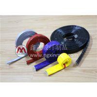 专业定制鑫各种颜色优质耐高温套管 绝缘套管 阻燃套管
