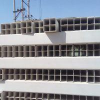 湖南茶陵怀化四孔格栅管 多孔格栅管 PVC九孔穿线管安装方式