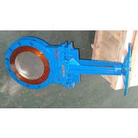 暗杆手动刀闸阀 DMZ73X-10C 铸钢暗杆闸阀价格 永嘉精拓阀门