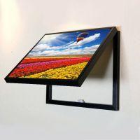 理光喷头小型的UV平板打印机多少钱一台?可以做电表箱装饰画的打印机哪家好一点?