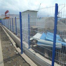 1.8米浸塑护栏网 安平护栏网厂家 学校围墙网
