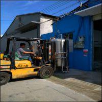 化工行业纯水设备 工业机械纯化水处理设备 5T饮料生产反渗透设备 清又清