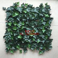 东莞浩晟仿真工艺品纯绿色pe材质仿真植物草皮抗紫外可批发